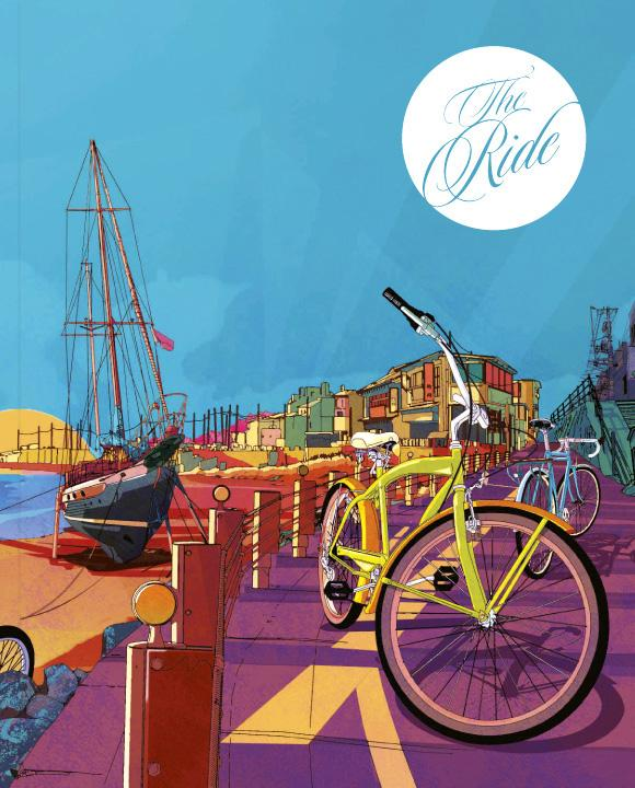 The Ride IV Cover