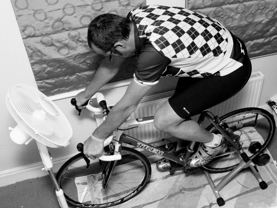 Turbo training pic © Vicki Atkinson
