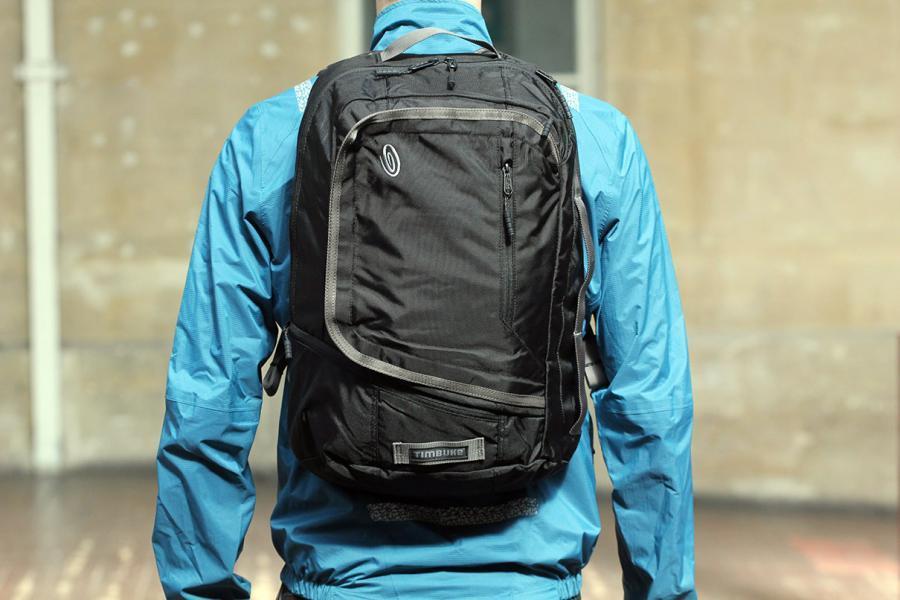 Timbuk2 Q Backpack - worn