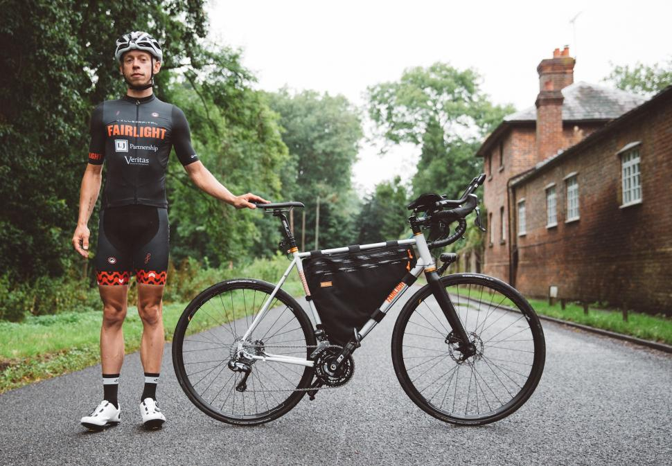 See James Hayden S Transcontinental Race Winning Bike At