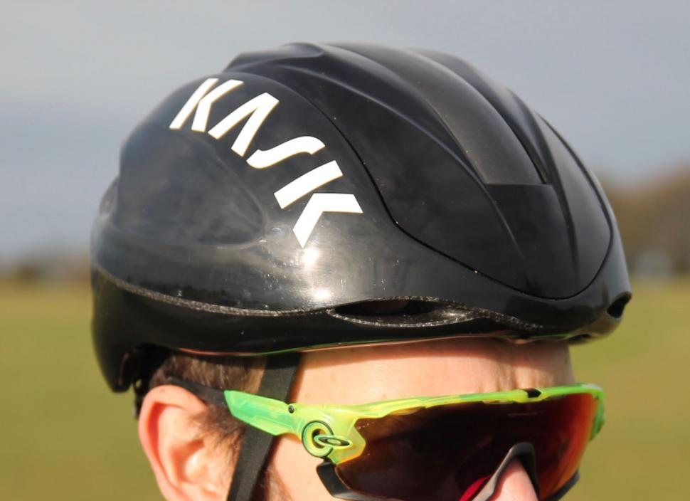 Review Kask Infinity Helmet Road Cc