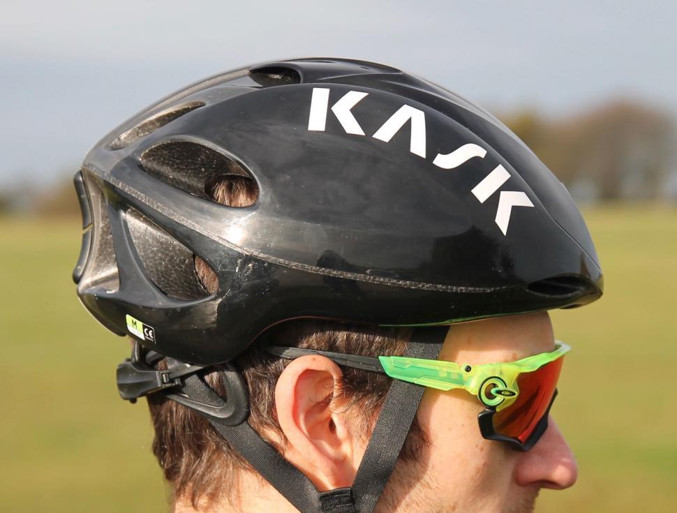 Review Kask Infinity Helmet Road Cc