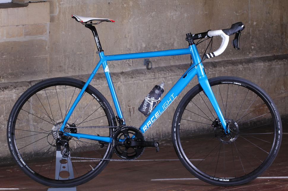 Review Kinesis 4s Disc Frame And Fork