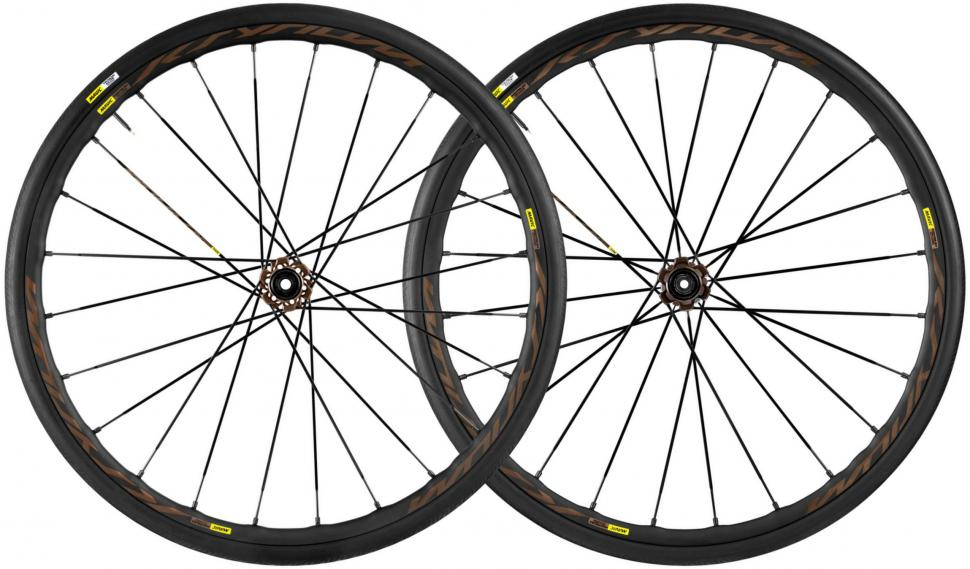 Your complete guide to Mavic's 2017 road wheel range
