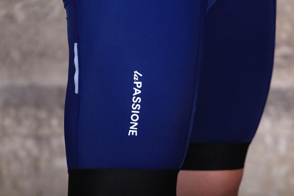 La Passione Summer Bib Shorts Classic - logo.jpg
