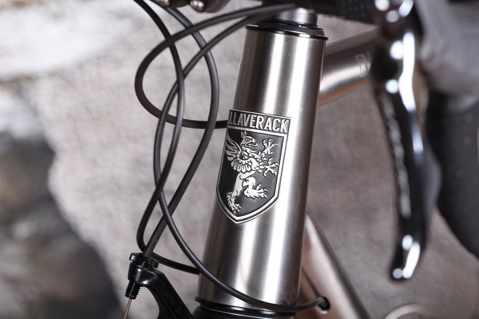 Laverack R Jack - head tube badge.jpg