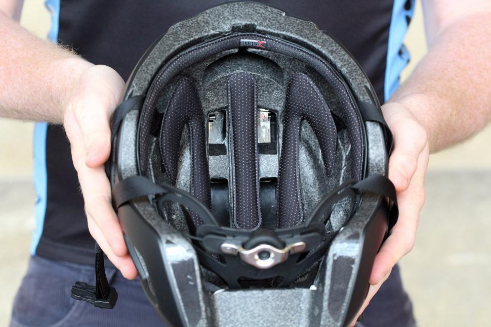 Lazer Bullet helmet - inside.jpg