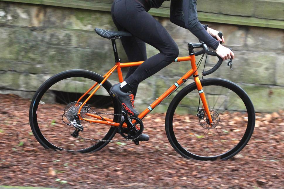 Bicicleta de grava