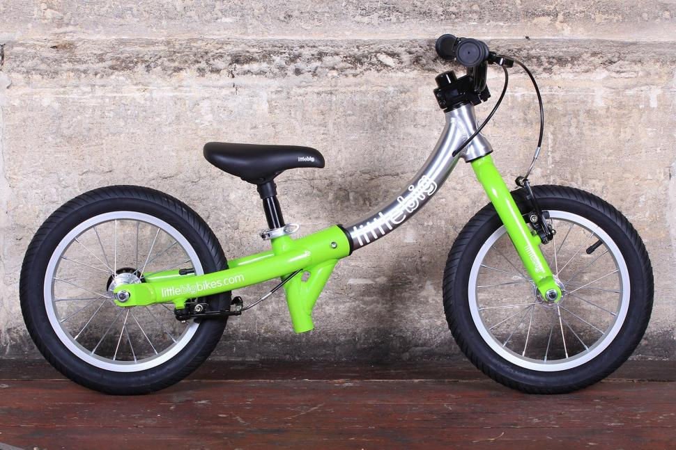 LittleBig 3-in-1 bike, step 1