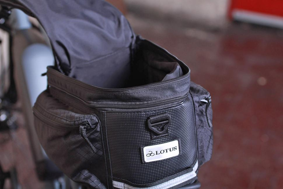 Lotus SH-506D Commuter Expandable Rack Top Bag - open.jpg