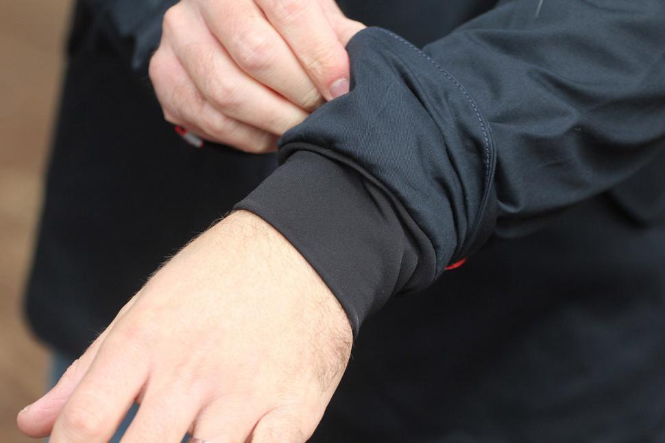 Lumo Herne Hill Harrington Jacket - inner cuff.jpg
