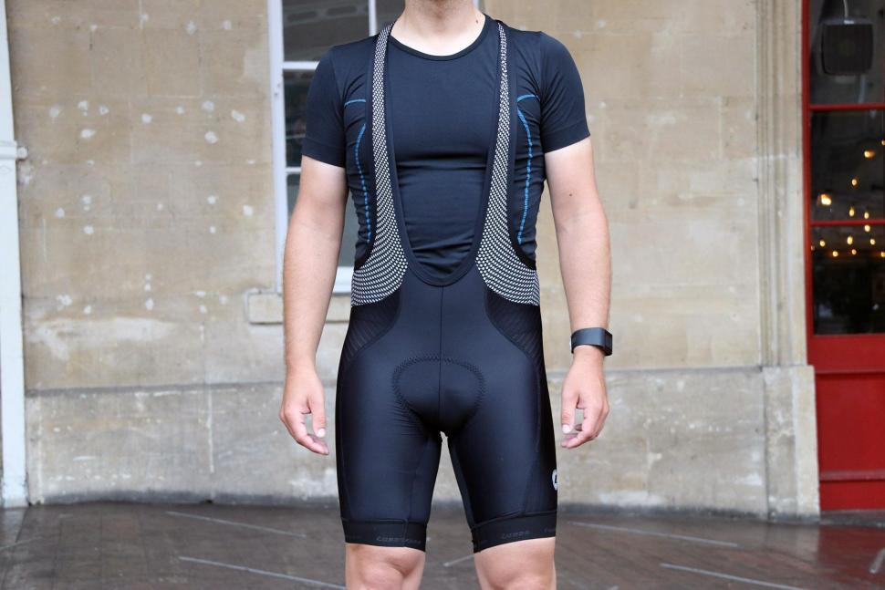 Lusso Active Aero Bib Shorts - front full.jpg