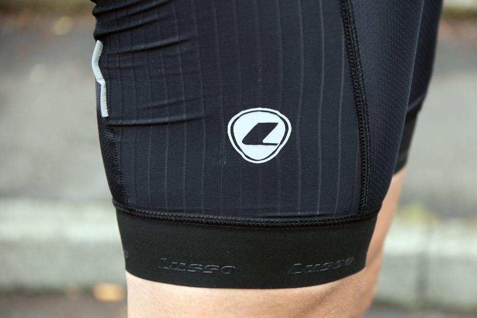 Lusso Active Aero Bib Shorts - logo.jpg