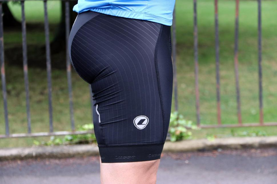Lusso Active Aero Bib Shorts - side.jpg
