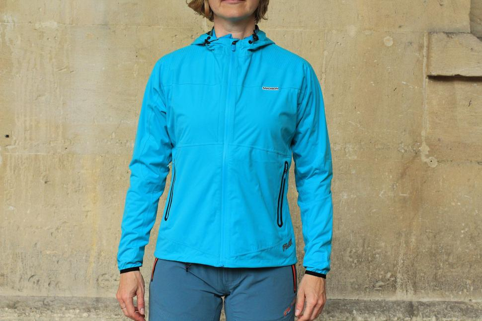 Review Madison Flux Super Light Softshell Jacket Road Cc