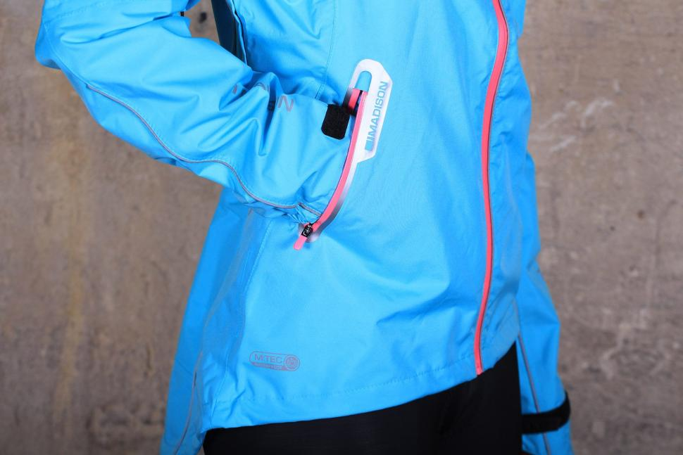 Review: Madison Prima Womens waterproof jacket | road.cc