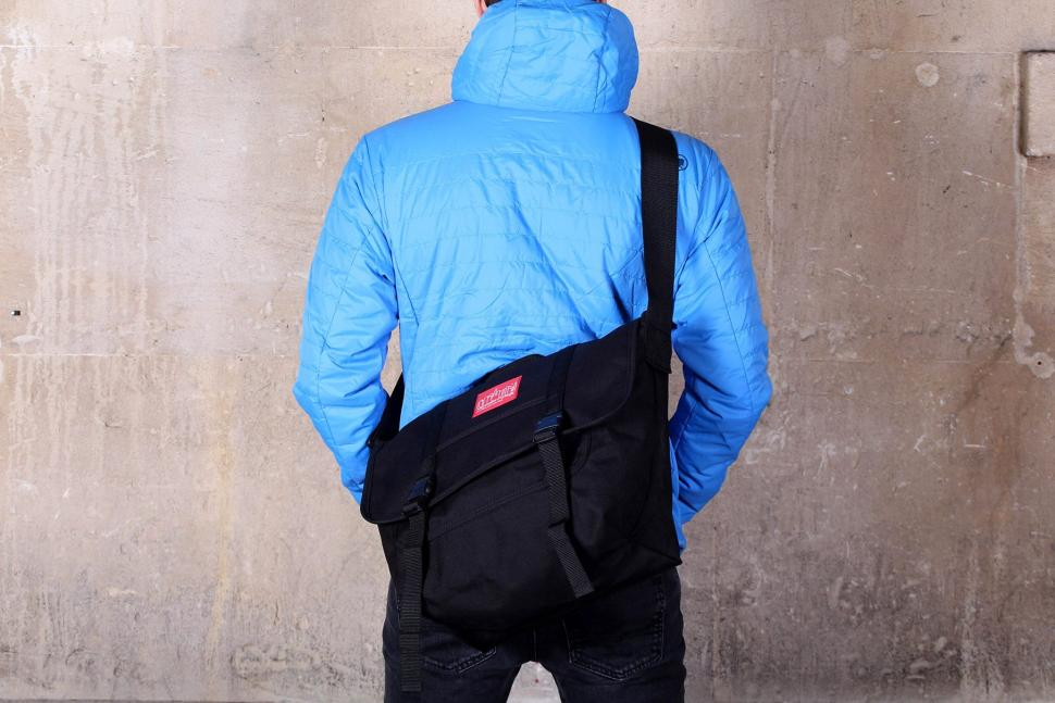 Manhattan Portage NY Messenger Bag (Medium) - back.jpg