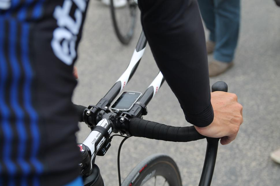 Why Are Tdf Riders Racing A Time Trial On Road Bikes