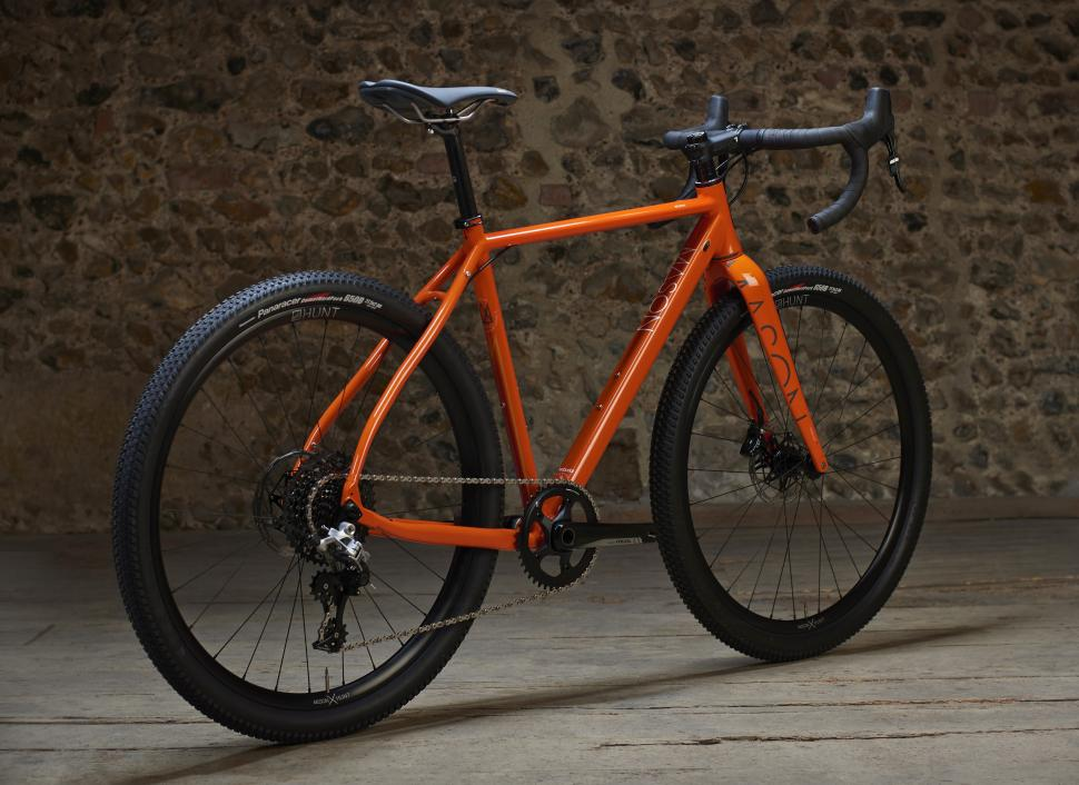 Mason Cycles First Painted Bokeh Adventure Bikes Unveiled