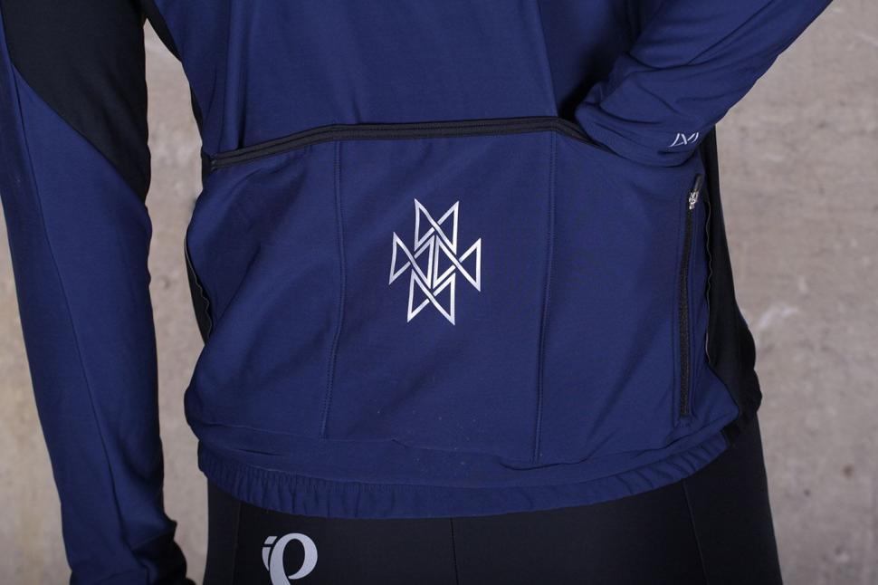 Merlin Sport Long Sleeved Cycling Jersey - pocket 2.jpg