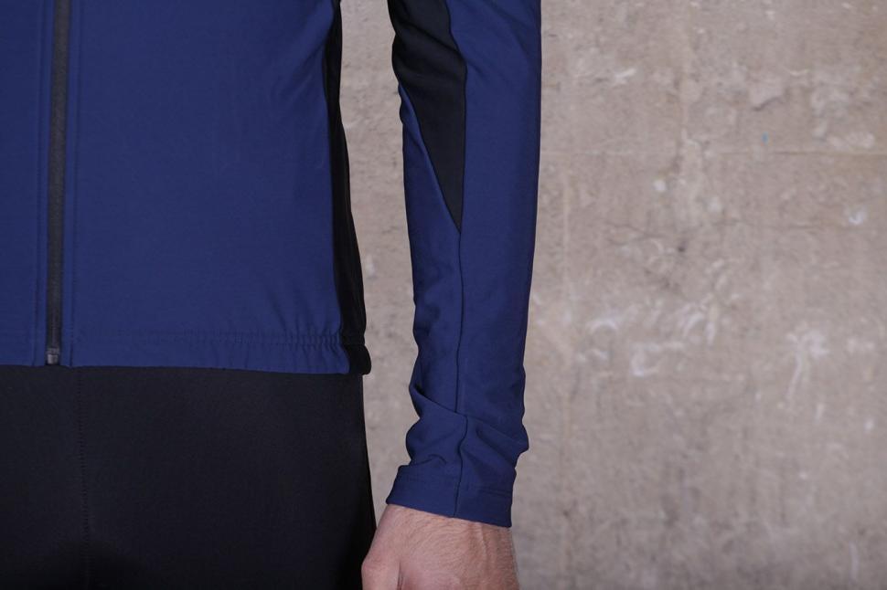 Merlin Sport Long Sleeved Cycling Jersey - sleeve.jpg