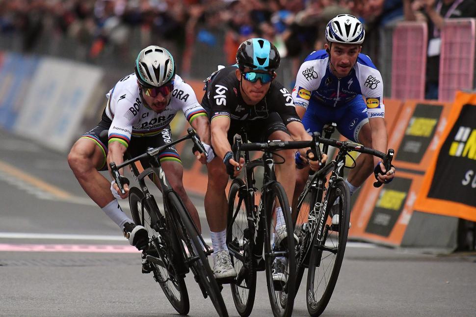 Michal Kwiatkowski win Milan-San Remo 2017 - picture credit LaPresse - D'Alberto-Ferrari.jpg