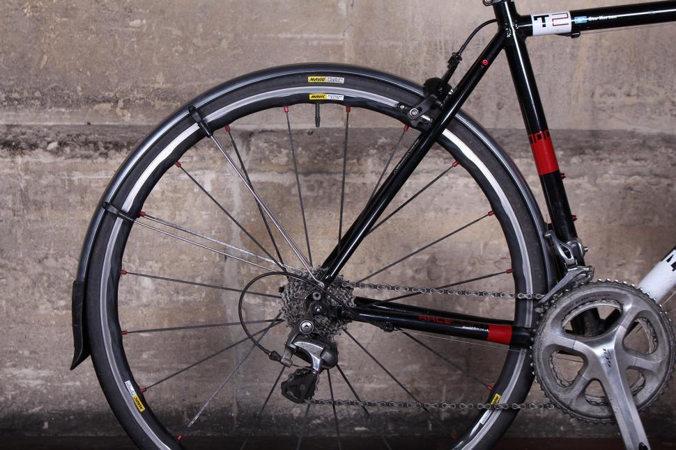 Pclips Tortec Rack Bikecyclecycling Pannier Rackmudguard Pair 19mm P-clips