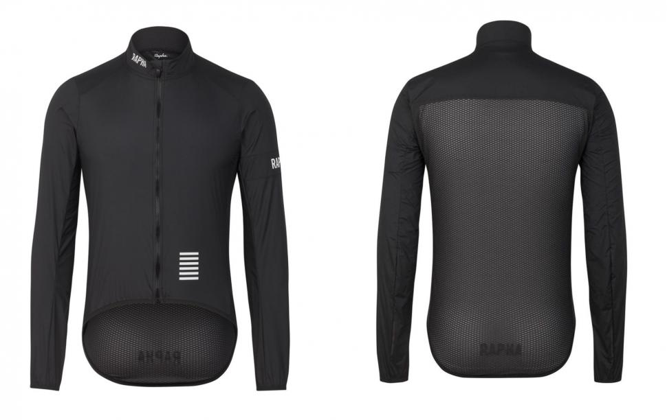 Rapha's new Pro Team Lightweight Wind Jacket offers lightweight ...