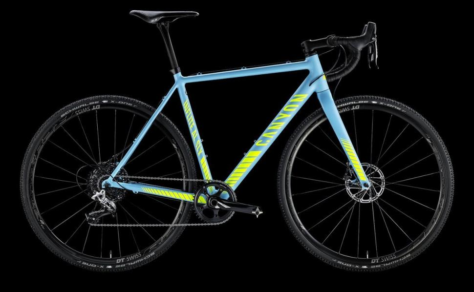 Canyon Unveils 2017 Inflite Cyclocross Bike With Updated