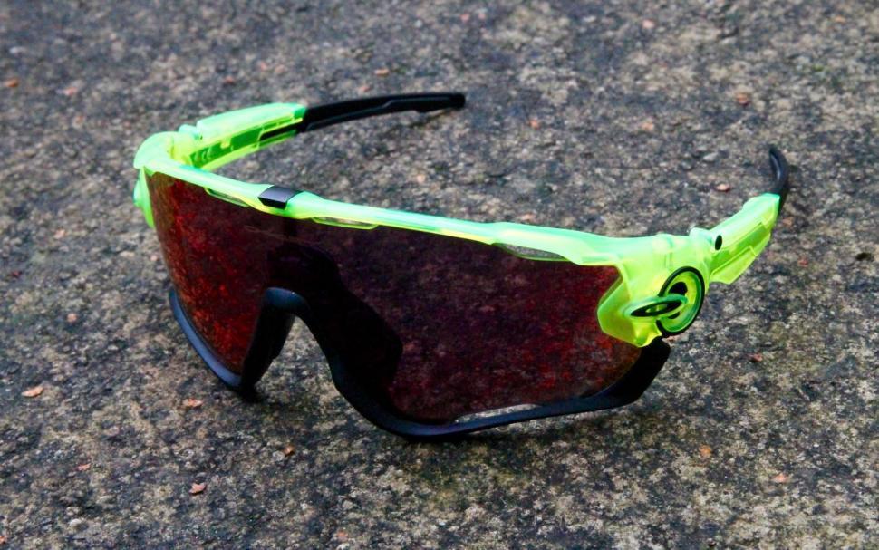 oakley jawbreaker prizm road lens