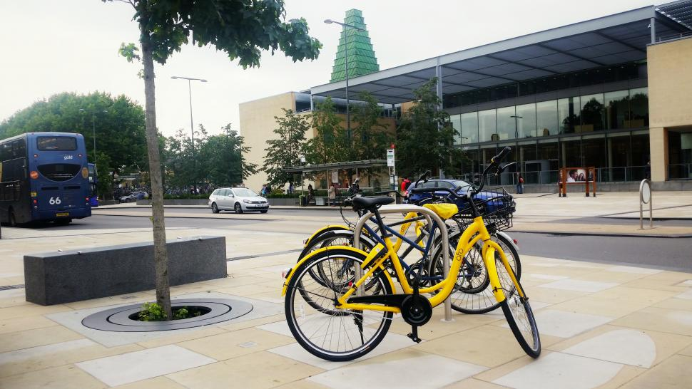 Mofo Mobike And Ofo Reportedly Discussing Merger Road Cc