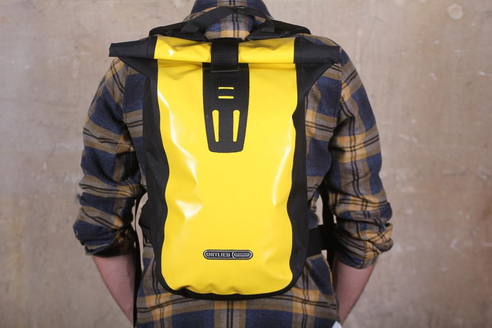 Review Ortlieb Velocity Backpack Road Cc