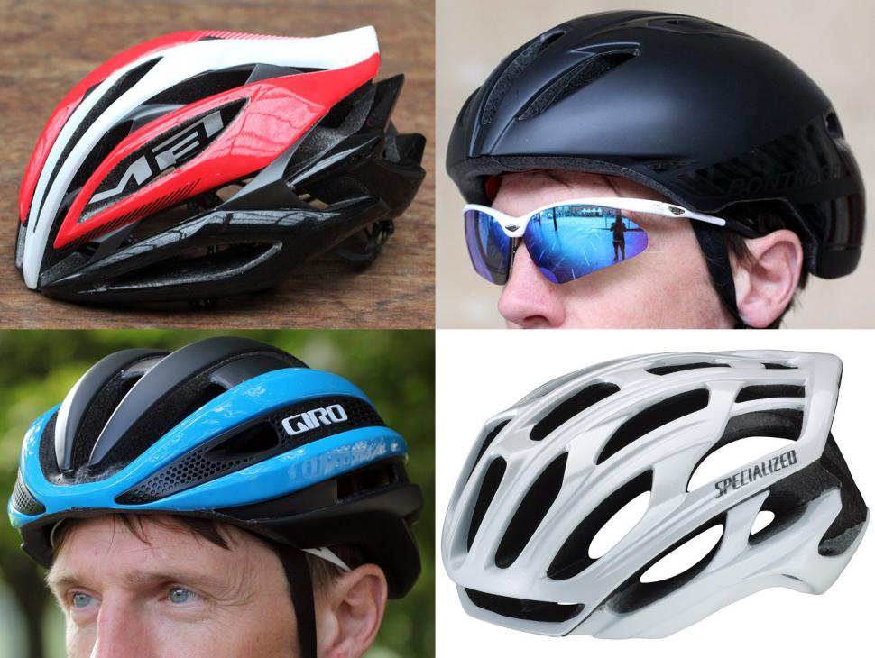 Thumbnail Credit (road.cc): Spending up on a lid gets you more comfort and better ventilation