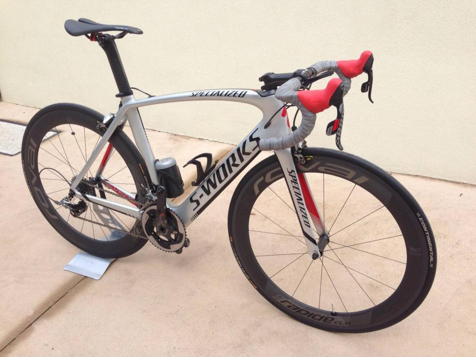 For Sale Specialized S Works Venge Sram Red 2013 3500 00