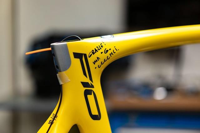 pinarello geraint thomas 1