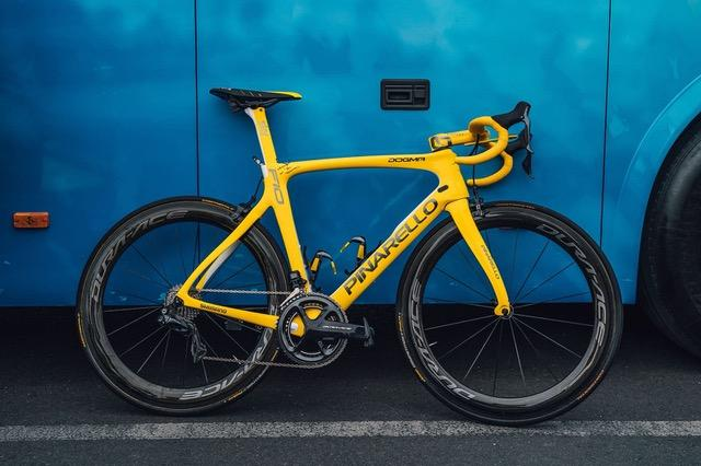 pinarello geraint thomas 3