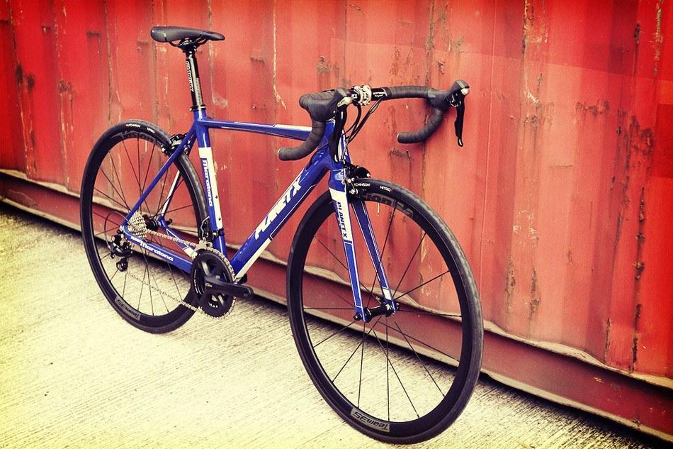 Planet X Launches Maratona Carbon Endurance Road Bike