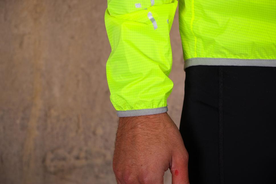 Polaris Strata Waterproof Jacket - cuff.jpg
