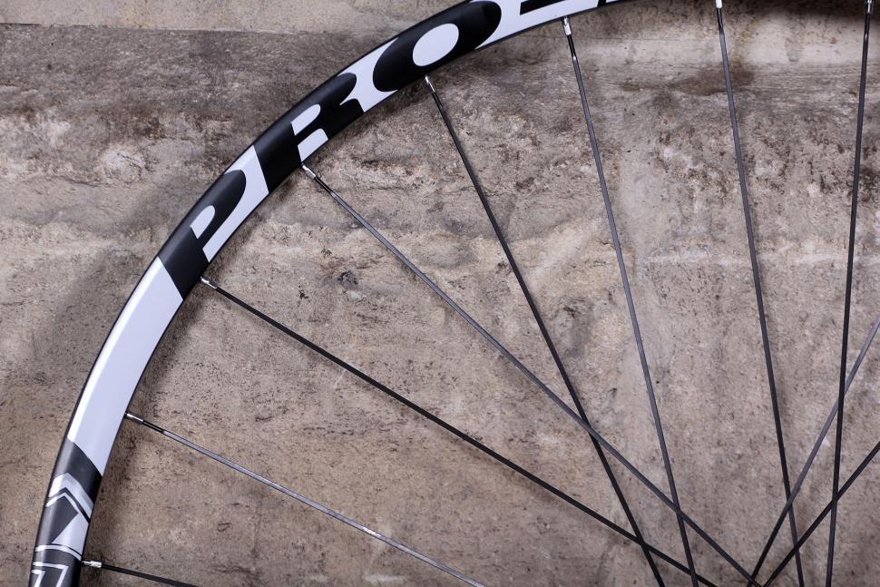 Pro-Lite Revo A21 Disc Clincher Wheelset - spokes.jpg
