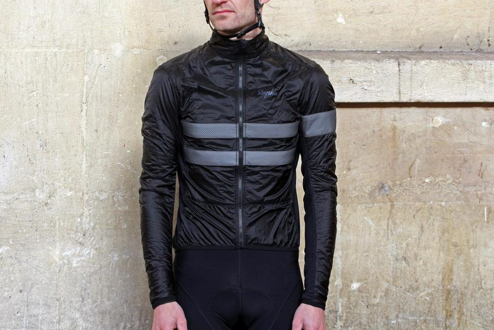 Review: Rapha Brevet Insulated Jacket