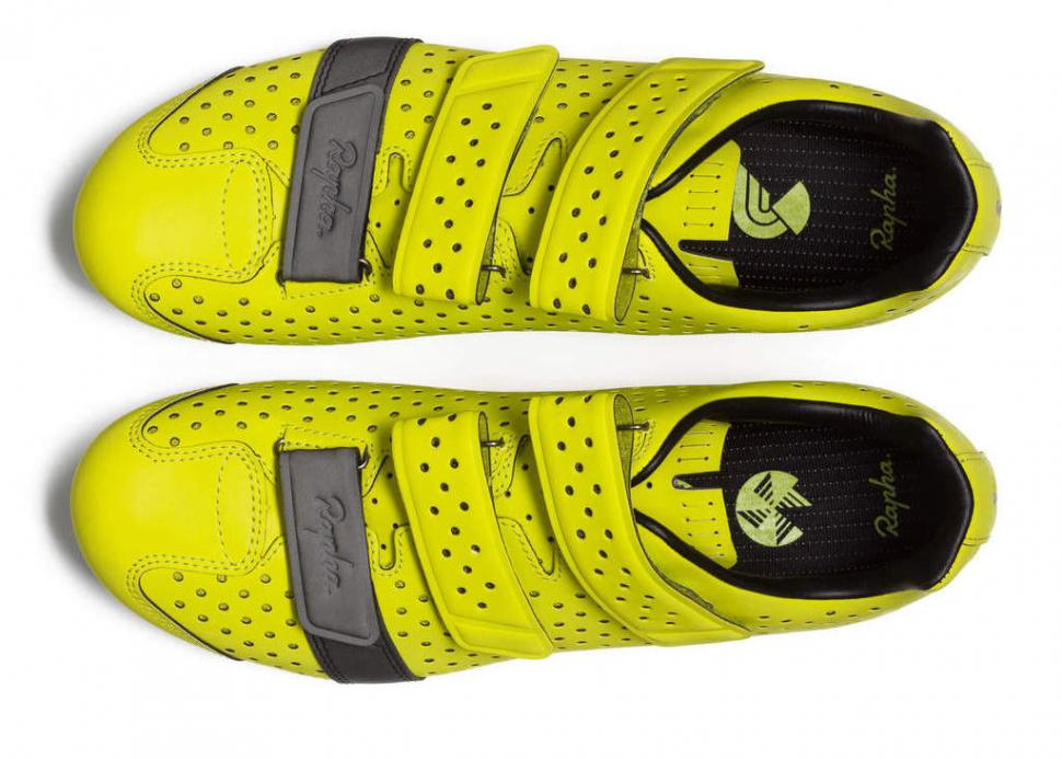 d0d9919d5f33 Rapha unveils reflective cycling shoes to help you stand out in the ...