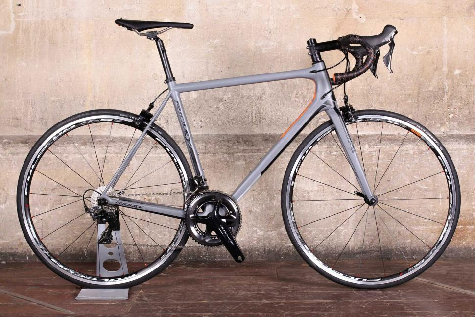 Video Just In Ridley Helium Slx With Dura Ace 9100