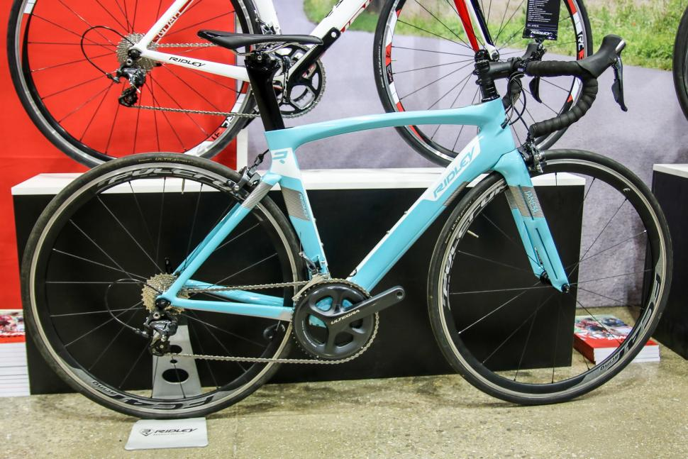 Ridley Bikes Go Big On Adventure And Disc Brakes For 2017