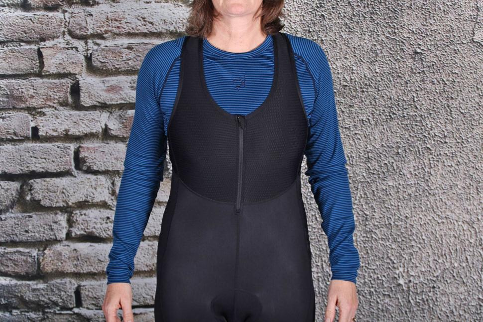 Rivelo Womens Monsal Bib Tights - straps front.jpg