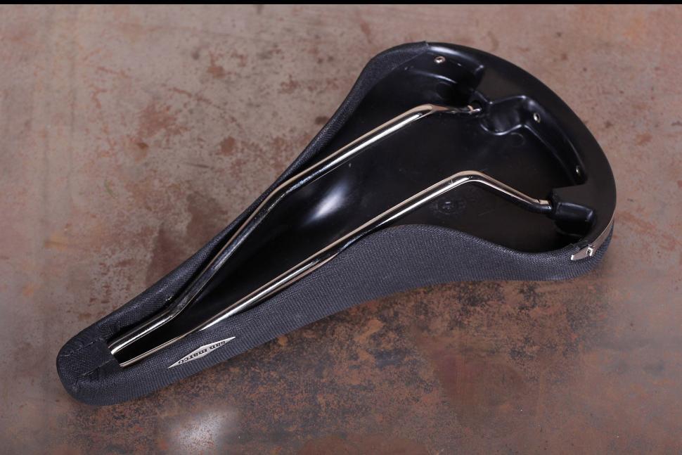 San Marco Classic Rolls Saddle - underside.jpg