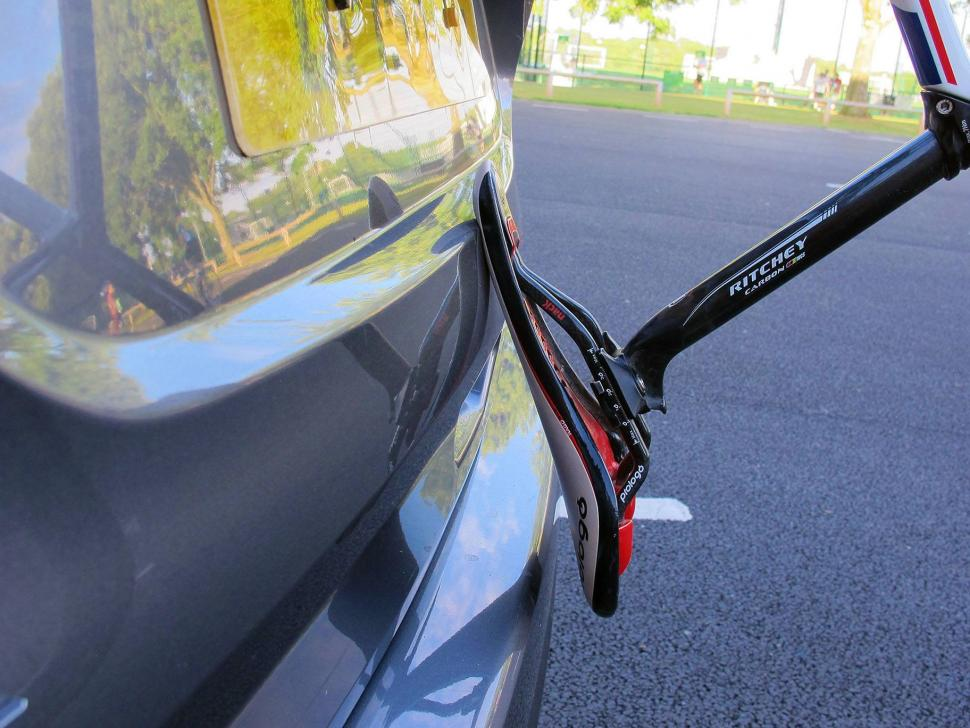 Review Seasucker Hornet Bike Rack Road Cc