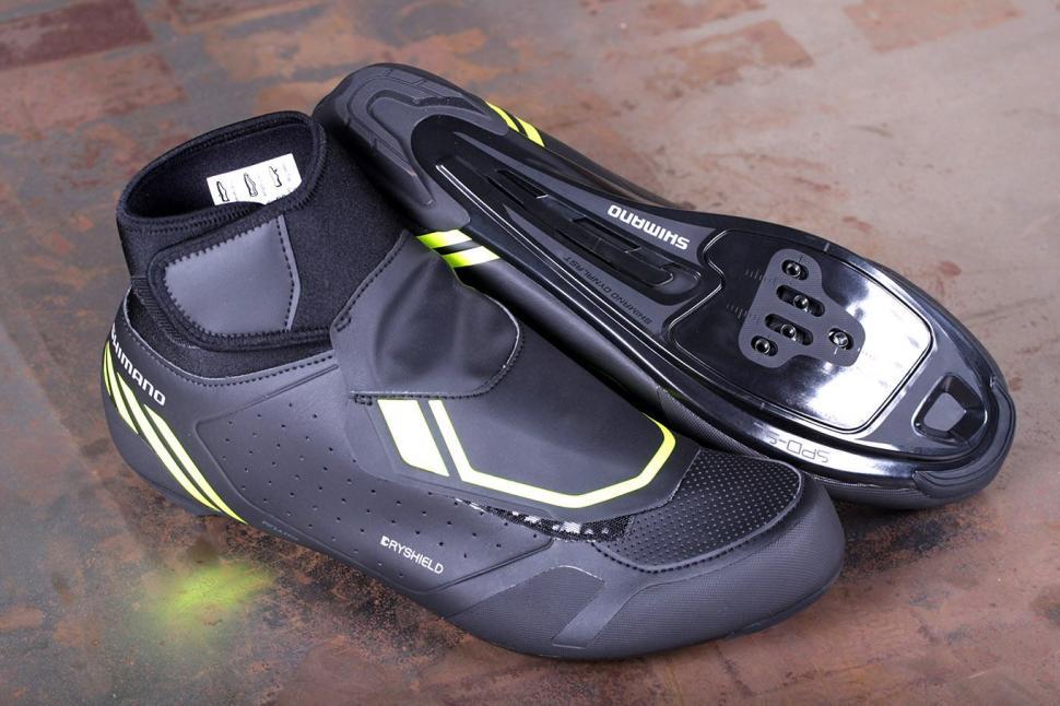 Review Shimano Rw5 Dryshield Spd Sl Shoes Road Cc
