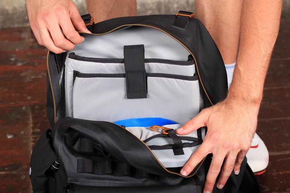 Showers Pass Utility Waterproof Backpack - inside main compartment.jpg