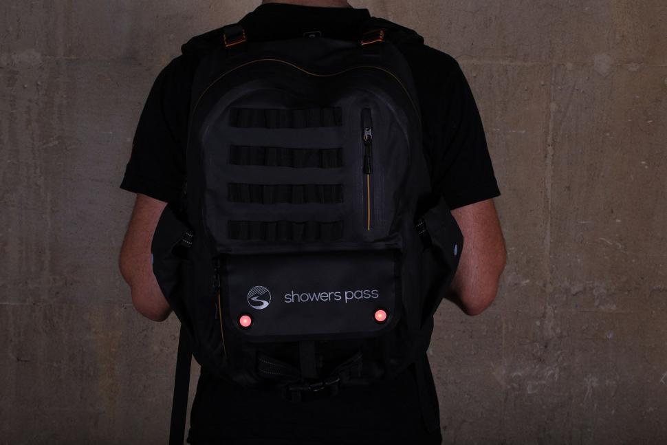 Showers Pass Utility Waterproof Backpack - lights on.jpg