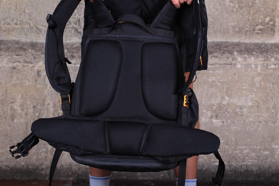Showers Pass Utility Waterproof Backpack - padding.jpg